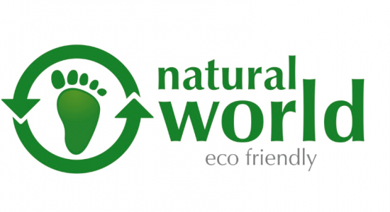 natural word logo